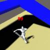 Unityのゲームで高い所から落下した時にダメージを与える