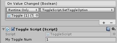 Toggle(1)の設定