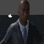 MakeHuman1.1.0を使って3Dモデルを作成しUnityに取り込む