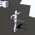 Unityのゲームキャラクター操作をすべてマウス操作で行う