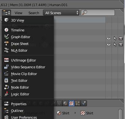 UV/Image Editorを表示する