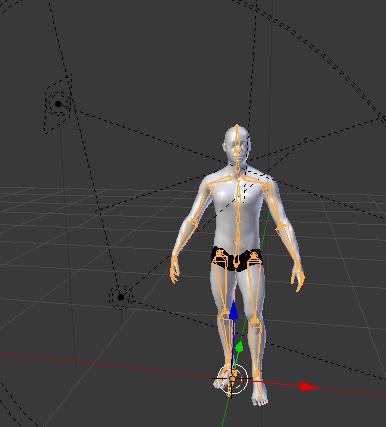 生成された3Dモデル