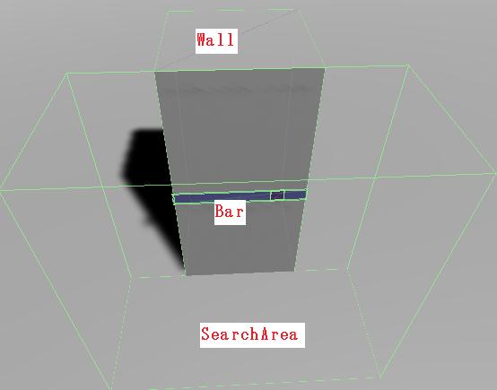 3Dオブジェクトで作成したカーソルイベント部分