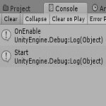 UnityのOnEnable、OnDisable、OnDestroy関数について