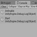 UnityのOnEnable、OnDisable、OnDestroy関数について