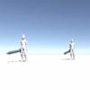 Unityでオンラインマルチプレイ対応4-キャラクターを登場させる-