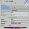 UnityのEditor拡張をしてインスペクタをカスタマイズする