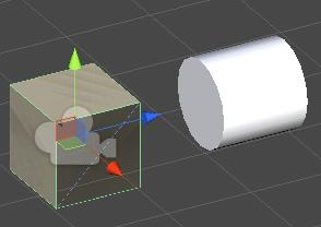 CylinderCapのサンプル