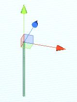 Z軸の向きを確認