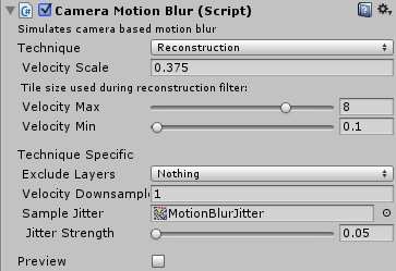 CameraMotionBlur