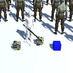 Unityで敵を倒したらアイテムをドロップさせアイテムを取得するまでの機能