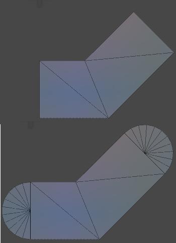 UnityのLineRendererを使って点を繋いだメッシュを作成してみる | Unity
