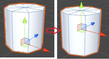 CenterPivotのサンプル