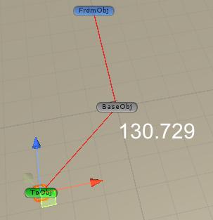 Vector3.Angleの計算結果