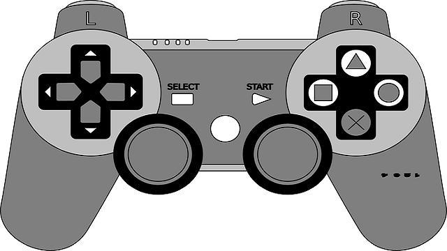 アイキャッチユニティちゃんRPGでゲームコントローラーで操作