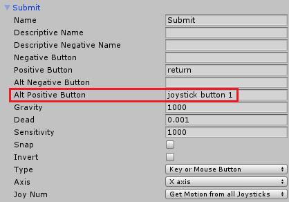 ユニティちゃんRPGのSubmitボタンにPS3の〇ボタンを追加する