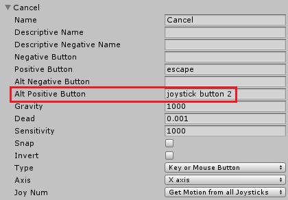 ユニティちゃんRPGのCancelにPS3の×ボタンを追加する