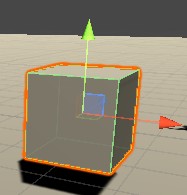 Cubeの基点は中心
