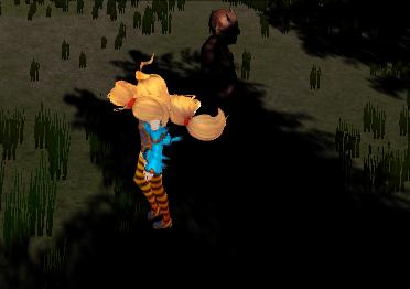 ユニティちゃんRPGのユニティちゃんが一人だけ影が薄い