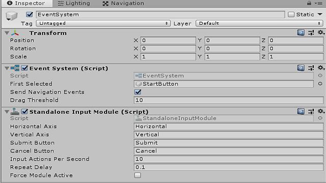 アイキャッチユニティちゃんのRPGでボタンの選択速度を速める