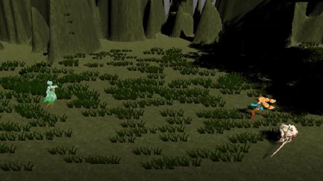 アイキャッチユニティちゃんのRPGでキャラクターのAnimatorControllerを作成する