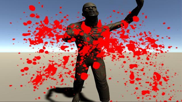 アイキャッチ血の画像作成
