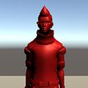 キャラクター選択ボタン用のサンプルキャラクター画像2