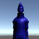 キャラクター選択ボタン用のサンプルキャラクター画像3