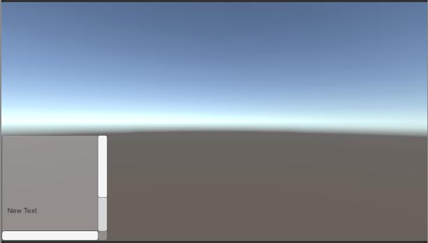 ログ表示UI全体がゲーム画面の左下に移動した