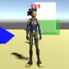 Unityで敵にダメージを与えた時に少しづつHPを減らす機能を作成