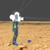 FPSを作ってみよう5-キャラクターの向きの変更や視点を上下に動かす-