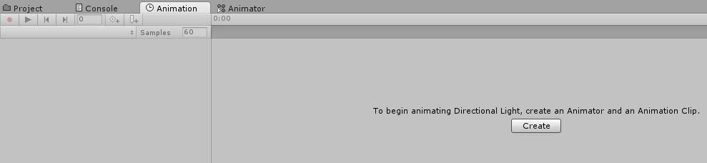 Animationタブ