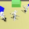 Unityのゲームで操作キャラクターを切り替える機能