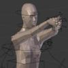 FPSを作ってみよう7-アニメーションの作成とUnityでの取り込み-