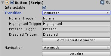Animationボタン